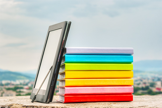 Baryons supports for the primary eBook formats such as PDF and ePUB.