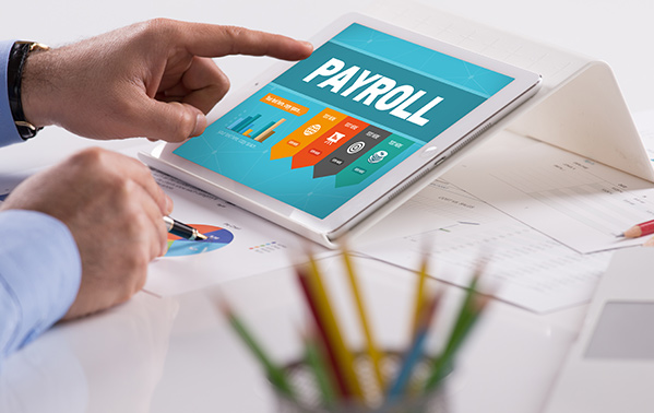 Baryons offering easy, flexible and user-friendly Payroll Module.