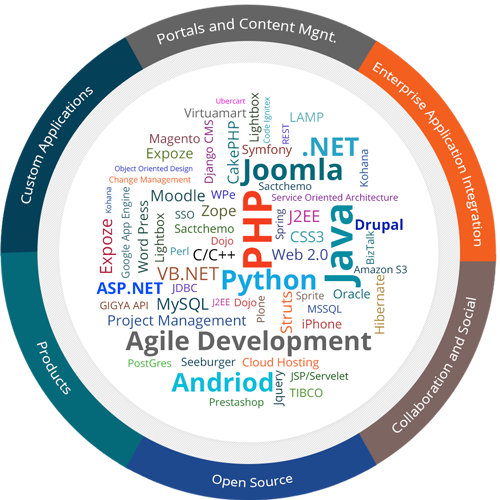 Baryons offers agile methodology services in India.