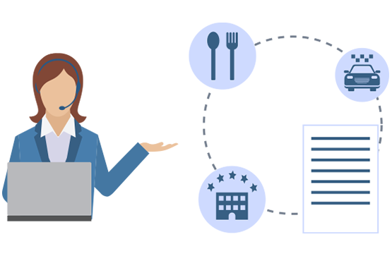 Hospitality management platform can be customized to suit specific needs of your hospitality business.